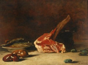 Théodule-Augustin Ribot nature morte