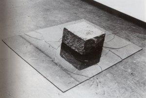 Lee Ufan, relatum, 1968