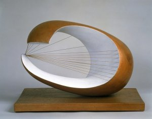 Barbara Hepworth, Wave, 1943-1944
