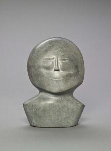 JOHN TIKTAK (1916-1981),Human Head, c. 1960–1969