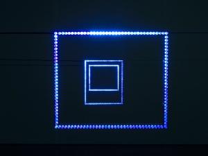 Corban Walker (b.1967) Untitled (Courtyard), 2009.