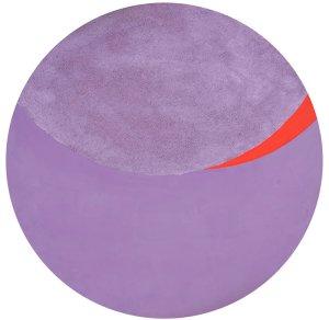 Hercules Barsotti, Violeta, Vermelho e Areia Nº 5, 1999