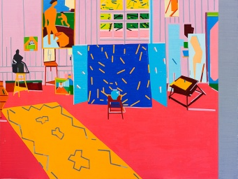 guy yanai, Pink Studio 2014