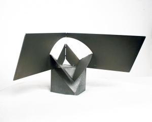 bruno munari, Scultura di Viaggio (Travelling sculpture) 1958-1989