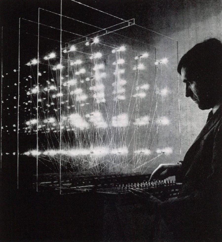 Enzo Mari, Struttura n 895, 1968