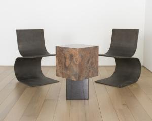 Scott Burton, Two Curve Chair, 1989