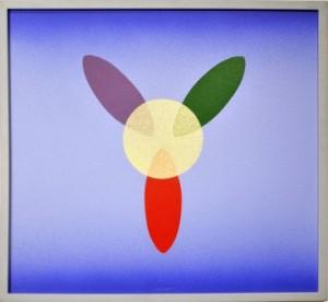 raymond jonson, Polymer No. 10, 1977