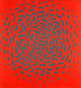 richard-anuszkiewicz-concentric-1956